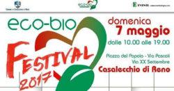 Vieni allo stand di Araba Fenice all'Eco Bio Festival di Casalecchio