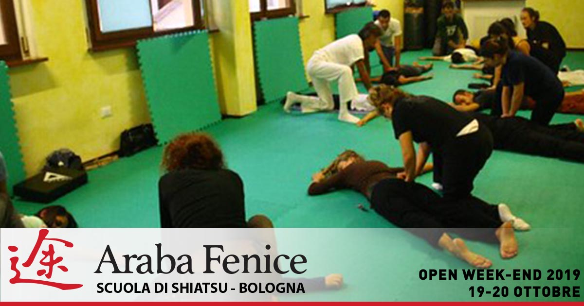 Open Week-end 2019 - Araba Fenice Bologna